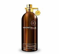 Parfums et Produits cosmétiques Montale Aoud Safran - Eau de Parfum