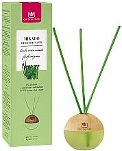 Parfums et Produits cosmétiques Diffuseur de parfum, Herbe - Cristalinas Mikado Reed Diffuser