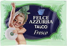 Parfums et Produits cosmétiques Talc pour corps - Felce Azzurra Talc for the body Refill