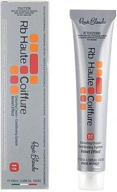 Crème colorante permanente - Renee Blanche Haute Coiffure