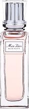 Parfums et Produits cosmétiques Dior Miss Dior Eau De Toilette Pearl Roller - Eau de Toilette