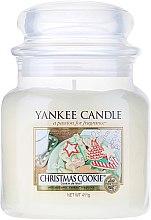 Parfums et Produits cosmétiques Bougie parfumée en jarre Cookie de Noël - Yankee Candle Christmas Cookie