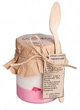 Parfums et Produits cosmétiques Gommage-soufflé pour corps, Fraise - Dushka Scrub-Souffle Strawberry