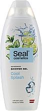 Parfums et Produits cosmétiques Gel douche, Menthe et Lime - Seal Cosmetics Shower Gel