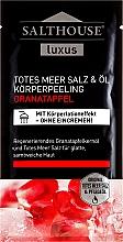 Parfums et Produits cosmétiques Gommage corporel à la grenade - Salthouse Oil Body Scrub Pomegranate