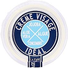 Parfums et Produits cosmétiques Crème à l'aloe vera et jojoba pour visage - La Fare 1789 Ideal Face Cream