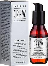 Parfums et Produits cosmétiques Sérum à barbe au mélange d'huiles nourrissantes - American Crew Official Supplier to Men Beard Serum