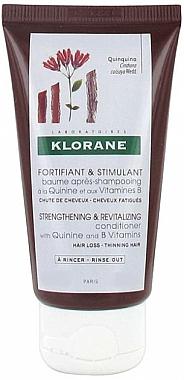 Après-shampooing à la quinine et vitamine B - Klorane Conditioner with Quinine & Vitamin B — Photo N2