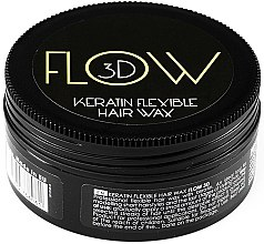 Parfums et Produits cosmétiques Cire coiffante à la kératine - Stapiz Flow 3D Keratin Flexible Hair Wax
