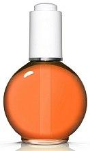 Parfums et Produits cosmétiques Huile pour ongles et cuticules Orange mangue - Silcare Garden of Colour Cuticle Oil Mango Orange