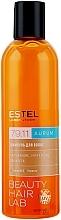Parfums et Produits cosmétiques Shampooing à la glycérine, kératine et panthénol - Estel Beauty Hair Lab 79.11 Aurum Shampoo