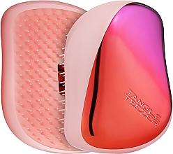 Parfums et Produits cosmétiques Brosse à cheveux compacte - Tangle Teezer Compact Styler Cerise Pink Ombre