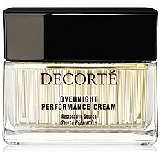 Parfums et Produits cosmétiques Crème de nuit à la fleur de jojoba - Cosme Decorte Vi-Fusion Overnight Performance Cream