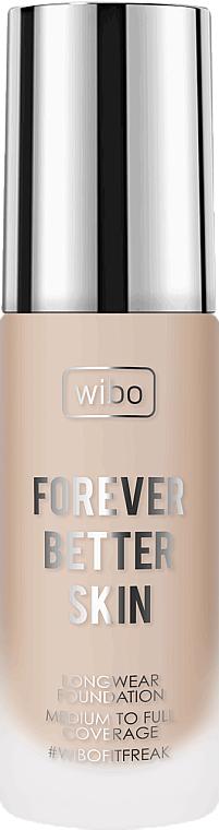 Fond de teint - Wibo Forever Better Skin