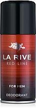 Parfums et Produits cosmétiques La Rive Red Line - Déodorant spray parfumé