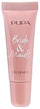 Parfums et Produits cosmétiques Base de fards à paupières illuminatrice - Pupa Bride & Maids Eye Primer