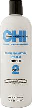 Parfums et Produits cosmétiques Système de lissage permanent pour cheveux, Phase 2 Formule B (bleu) - CHI Transformation Bonder Formula B
