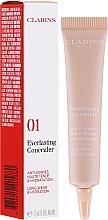 Parfums et Produits cosmétiques Correcteur visage - Clarins Everlasting Long-Wearing And Hydration Concealer