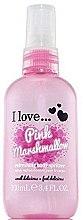 Parfums et Produits cosmétiques Spray parfumé pour corps - I Love... Pink Marshmallow Refreshing Body Spritzer