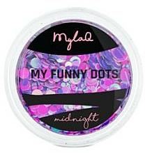 Parfums et Produits cosmétiques Paillettes pour ongles - MylaQ My Funny Dots