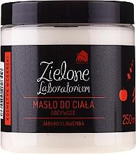 Parfums et Produits cosmétiques Beurre à la lavande pour corps - Zielone Laboratorium