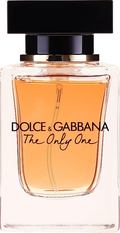 Dolce&Gabbana The Only One - Coffret (eau de parfum/50ml + eau de parfum/10ml) — Photo N2