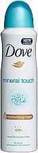 Parfums et Produits cosmétiques Déodorant spray aux minéraux de la mer Morte - Dove Mineral Touch Deo Spray