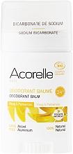 Parfums et Produits cosmétiques Déodorant baume au ylang ylang et gingembre - Acorelle Deodorant Balm