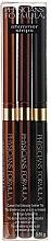 Parfums et Produits cosmétiques Trio d'eyeliners - Physicians Formula Shimmer Strips Custom Eye Enhancing Eyeliner Trio Warm Nude Eyes