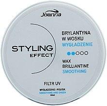 Parfums et Produits cosmétiques Cire brillante avec filtre UV pour cheveux - Joanna Styling Effect Wax Brilliantine