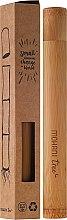 Parfums et Produits cosmétiques Étui en bambou pour brosse à dents - Mohani