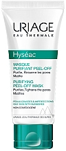 Parfums et Produits cosmétiques Masque peel-off au kaolin pour visage - Uriage Hyseac Gentle Peel Off Mask
