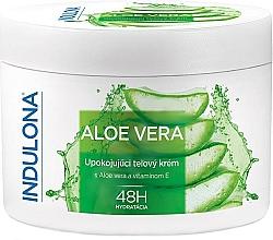 Parfums et Produits cosmétiques Crème à l'aloe vera pour corps - Indulona Aloe Vera Soothing Body Cream