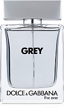 Parfums et Produits cosmétiques Dolce & Gabbana The One Grey Intense - Eau de Toilette