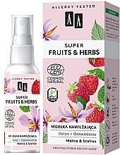Parfums et Produits cosmétiques Brume hydratante pour visage - AA Super Fruits & Herbs