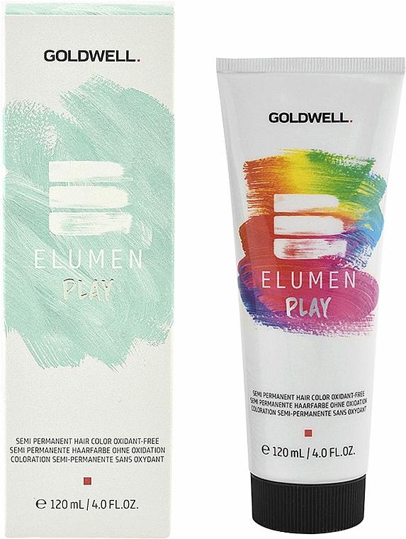 Coloration semi-permanente sans oxydant pour cheveux - Goldwell Elumen Play Semi-Permanent Hair Color Oxydant-Free