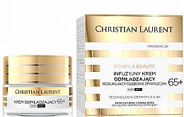 Parfums et Produits cosmétiques Crème lissante infusion réduisant les rides profondes 65+ - Christian Laurent Pour La Beaute