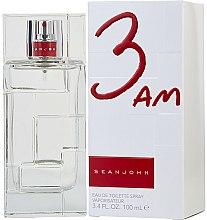 Parfums et Produits cosmétiques Sean John 3 AM - Eau de Toilette