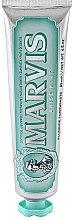 Parfums et Produits cosmétiques Dentifrice à l'anis et à la menthe - Marvis Anise Mint