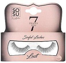 """Parfums et Produits cosmétiques Faux-cils """"Lust"""" - Sosu by SJ 7 Deadly Sins Sinful Lashes"""