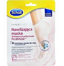 Parfums et Produits cosmétiques Masque-chaussette à l'huile de coco pour pieds - Scholl Expert Care Foot Mask