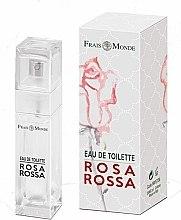 Parfums et Produits cosmétiques Frais Monde Rosa Rossa - Eau de Toilette