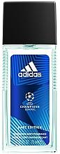 Parfums et Produits cosmétiques Adidas UEFA Champions League Dare Edition - Déodorant