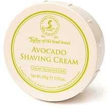 Parfums et Produits cosmétiques Crème à raser luxueuse à l'avocat - Taylor of Old Bond Street Avocado Shaving Cream Bowl