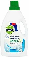 Parfums et Produits cosmétiques Nettoyant à lessive antibactérien - Dettol Laundry Cleanser Fresh Cotton