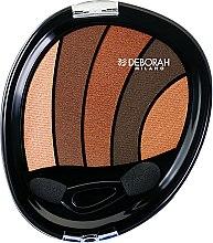 Parfums et Produits cosmétiques Palette de fards à paupières - Deborah Perfect Smokey Eye Palette