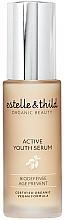 Parfums et Produits cosmétiques Sérum rajeunissant et antioxydant à l'huile de cynorhodons pour visage - Estelle & Thild BioDefense Active Youth Serum