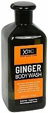 Parfums et Produits cosmétiques Gel douche à l'extrait de gingembre - Xpel Marketing Ltd XBC Ginger Body Wash