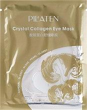 Parfums et Produits cosmétiques Masque au cristal de collagène pour contour des yeux - Pil'aten Crystal Collagen Eye Mask
