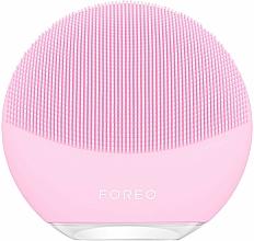 Parfums et Produits cosmétiques Brosse de nettoyage et massage complexe du visage - Foreo Luna Mini 3 Facial Cleansing Brush Pearl Pink
